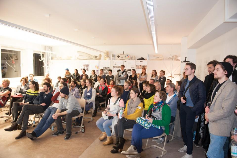 Barcamp Munich Design Portfolio Thomas Lischke